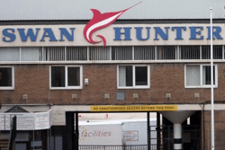 Swan Hunter, Health and Safety image
