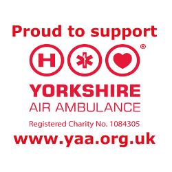 Yorkshire Air Ambulance Charity