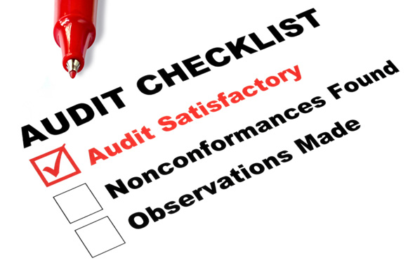 Internal ISO audit